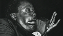LEGENDARY CHICAGO SOUTHSIDE BLUES HARPIST, CAREY BELL