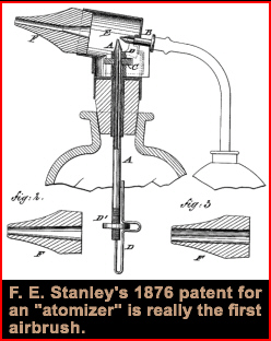 The next Walkup patent brought the wind wheel inside the body.